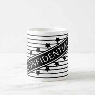 Confidential Coffee Mug