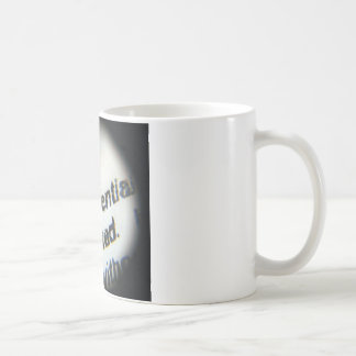 Confidential Prohibited Coffee Mug