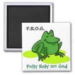 Confíe completamente en dios iman