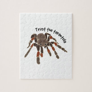 Confíe en el Tarantula Puzzles