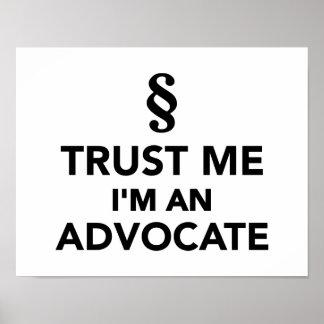 Confíe en que yo es abogado