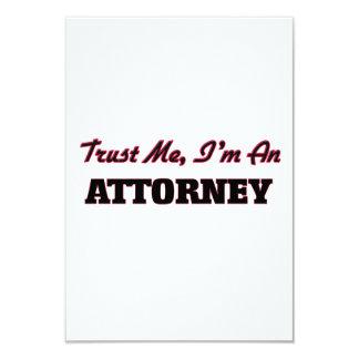 Confíe en que yo es abogado anuncios personalizados