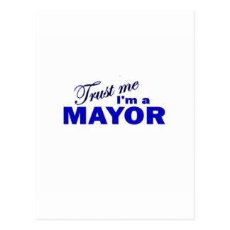 Confíe en que yo es alcalde postal