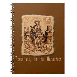 ¡Confíe en que yo es alquimista! Cuadernos
