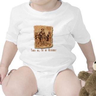 ¡Confíe en que yo es alquimista! Trajes De Bebé