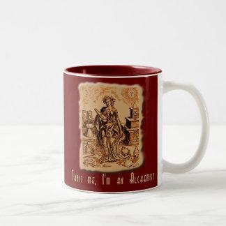 ¡Confíe en que yo es alquimista! Tazas De Café