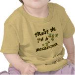Confíe en que yo es apicultor camiseta