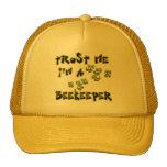Confíe en que yo es apicultor gorro