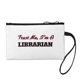 Confíe en que yo es bibliotecario