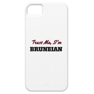 Confíe en que yo es Bruneian iPhone 5 Case-Mate Protector