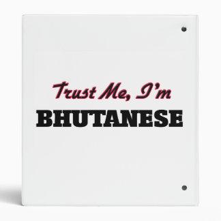 Confíe en que yo es butanés