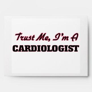 Confíe en que yo es cardiólogo