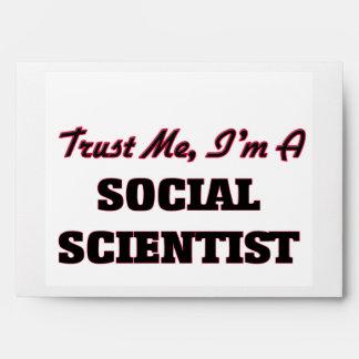 Confíe en que yo es científico social