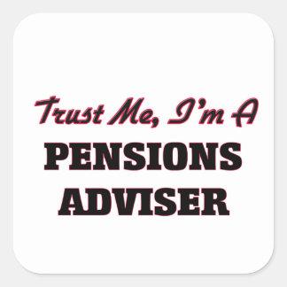Confíe en que yo es consejero de las pensiones colcomania cuadrada