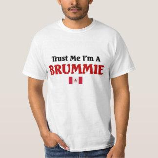 Confíe en que yo es de Brummie Playera