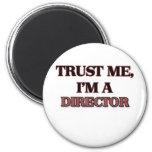 Confíe en que yo es DIRECTOR Iman De Frigorífico