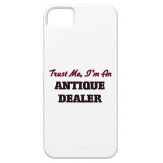 Confíe en que yo es distribuidor autorizado iPhone 5 Case-Mate protectores