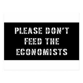 Confíe en que yo es economista postal