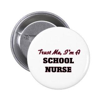 Confíe en que yo es enfermera de la escuela