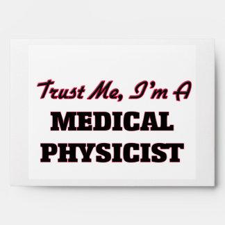 Confíe en que yo es físico médico