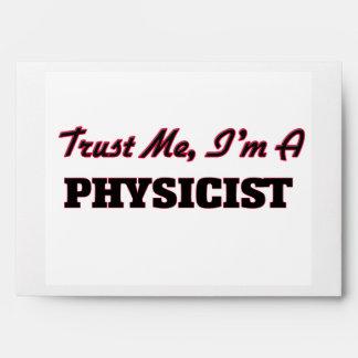 Confíe en que yo es físico