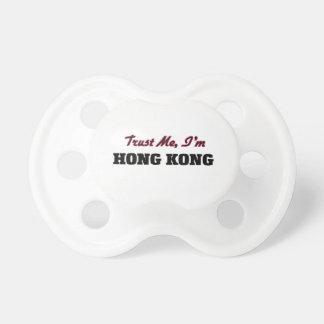 Confíe en que yo es Hong Kong Chupetes Para Bebes