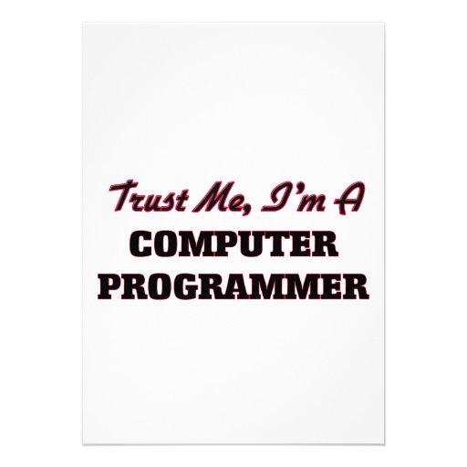 Confíe en que yo es informático comunicados