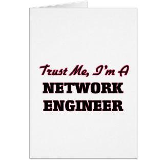 Confíe en que yo es ingeniero de la red