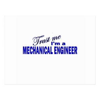 Confíe en que yo es ingeniero industrial postales