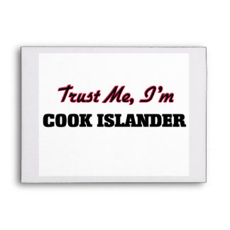Confíe en que yo es isleño del cocinero