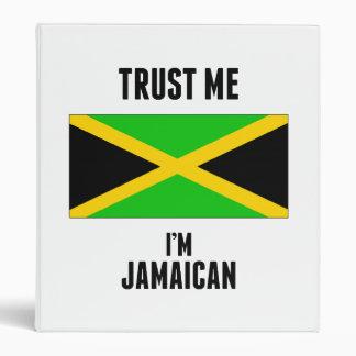 Confíe en que yo es jamaicano