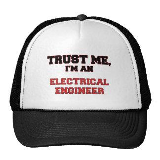 Confíe en que yo es mi ingeniero eléctrico gorra