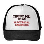 Confíe en que yo es mi ingeniero eléctrico gorro