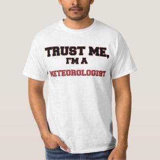 Confíe en que yo es mi meteorólogo playera