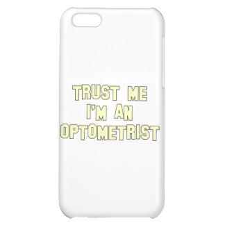 Confíe en que yo es optometrista