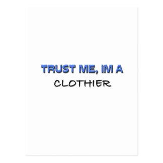 Confíe en que yo es panero postal