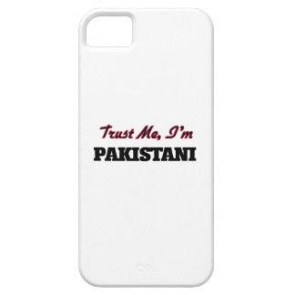 Confíe en que yo es paquistaní funda para iPhone 5 barely there