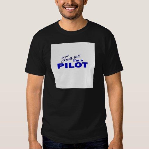 Confíe en que yo es piloto playera