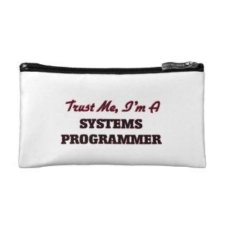 Confíe en que yo es programador