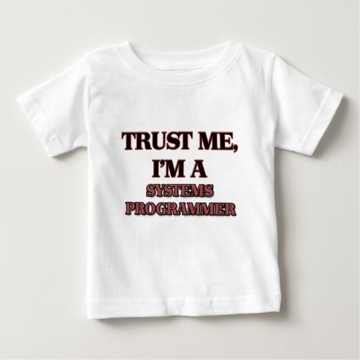 Confíe en que yo es PROGRAMADOR T Shirt