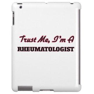 Confíe en que yo es reumatólogo