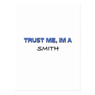 Confíe en que yo es Smith Postal