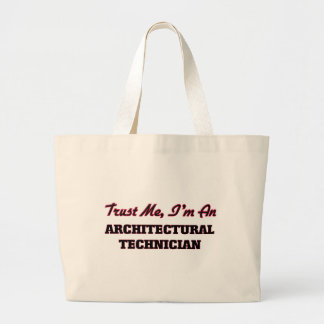 Confíe en que yo es técnico arquitectónico bolsa