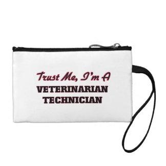 Confíe en que yo es técnico veterinario