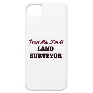 Confíe en que yo es topógrafo de la tierra iPhone 5 coberturas