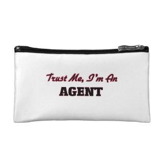 Confíe en que yo es un agente