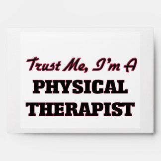 Confíe en que yo es un arapist físico