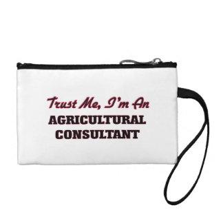 Confíe en que yo es un asesor agrícola