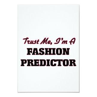 Confíe en que yo es un calculador de la moda invitaciones personales