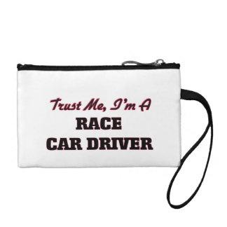 Confíe en que yo es un conductor de coche de